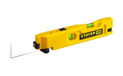 Уровень лазер. STAYER LM