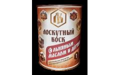 Лоскутный воск с льняным маслом и дёгтем 1 литр